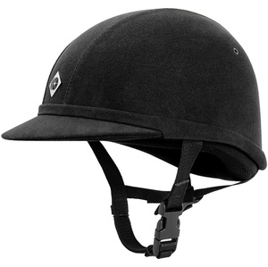 Charles Owen Childrens YR8 Helmet Black