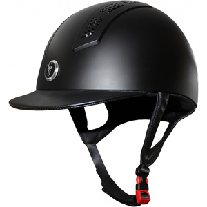 Gatehouse Chelsea Air Flow Pro Riding Hat Matt Black