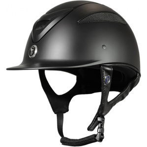 Gatehouse Conquest MK2 Riding Hat Matt Black