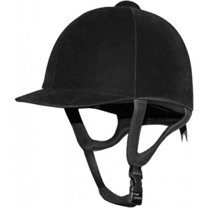 Gatehouse Childrens Jeunesse Riding Hat Black