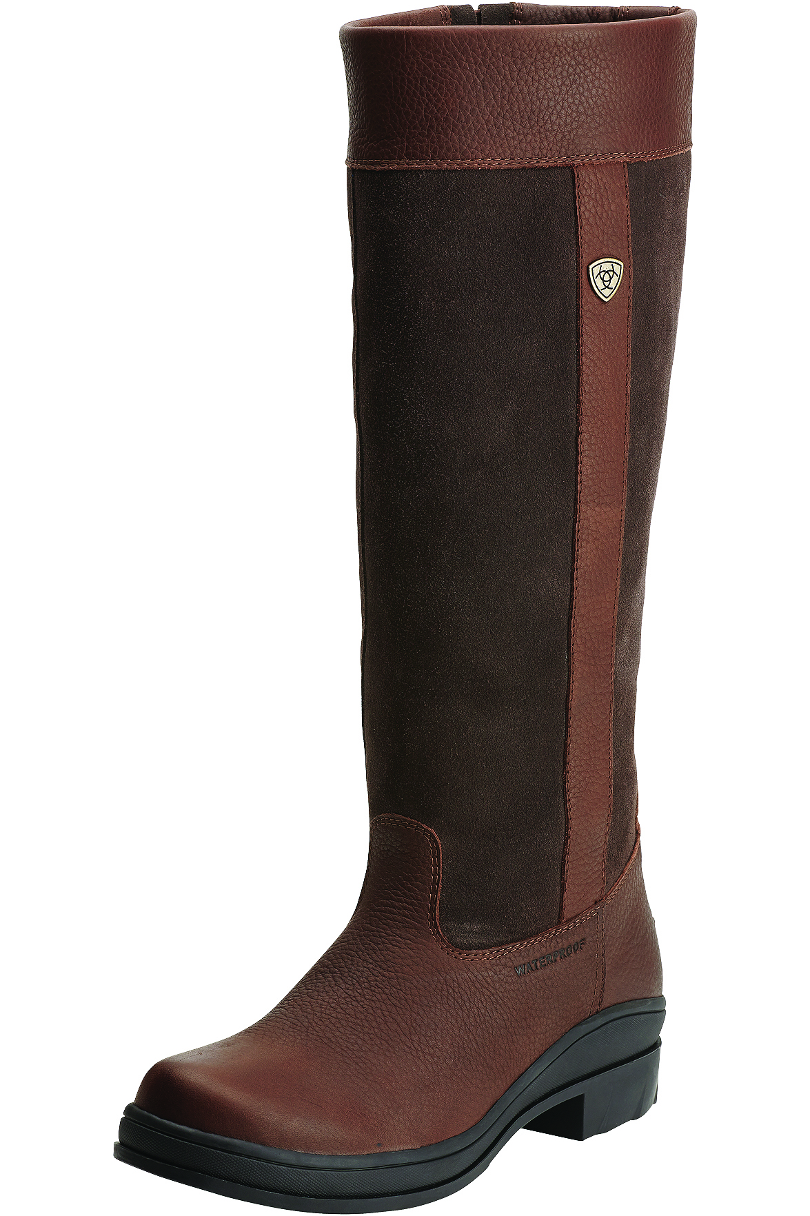 a6714fd9631 Ariat Womens Windermere H20 Country Boots Dark Brown