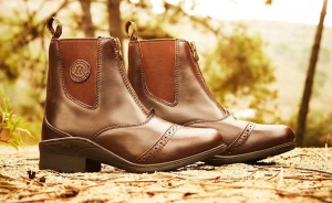 Tried & Tested: Mountain Horse Aurora Front Zip Paddock Boots