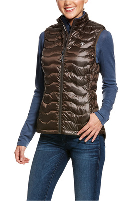 Ariat Womens ideal 3.0 Down Gilet - Banyan Bark