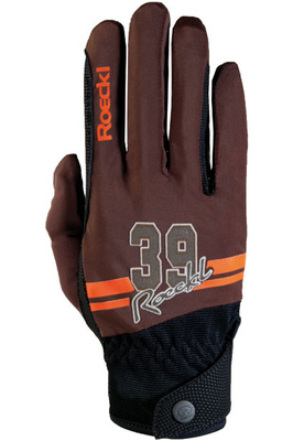 Roeckl Mayfair Riding Gloves Mocha