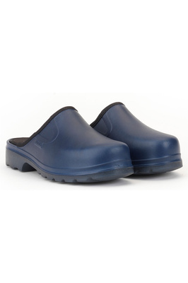 Aigle Taden Mens Ultra-Light Clogs Klein / Dark Navy