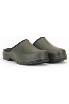 Aigle Taden Mens Ultra-Light Clogs Klein / Noir