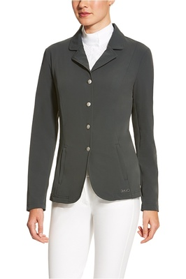 Ariat Womens Artico Lightweight Show Coat Grey