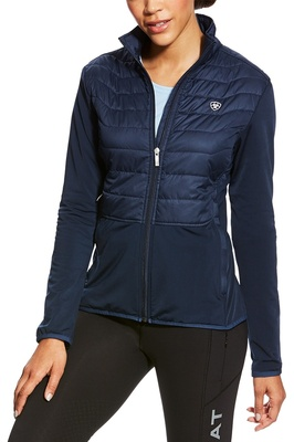 Ariat Womens Capistrano Jacket Navy