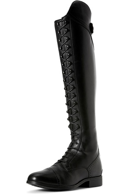 Ariat Womens Capriole Long Riding Boots Black