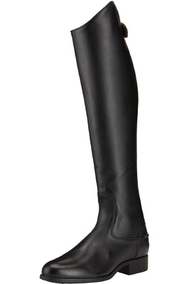 Ariat Womens Heriatge Contour Dress Zip Long Riding Boots Black