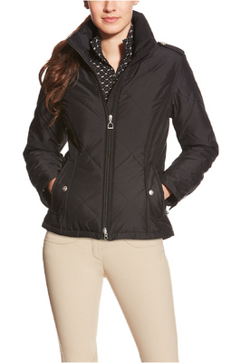 Ariat Womens Terrace insulated Jacket Black