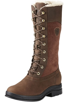Ariat Womens Wythburn H2O Insulated Boots Java