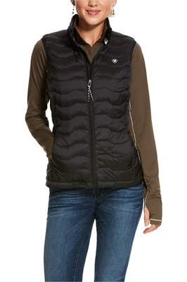 Ariat Womens ideal 3.0 Down Gilet Black