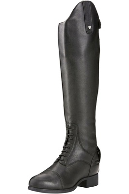 Ariat Womens Bromont Pro Tall H2O Insulated Long Riding Boots Black