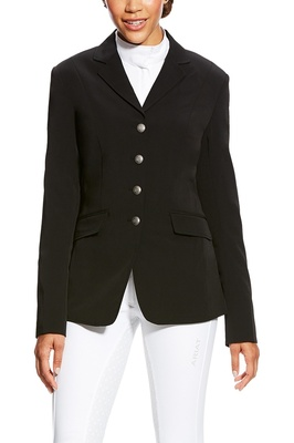 Ariat Womens Palladium Show Coat Black