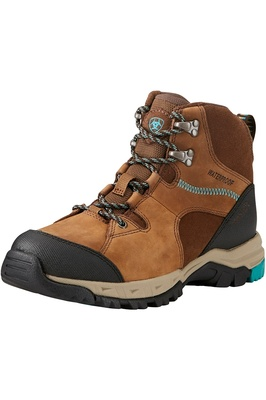 Ariat Womens Skyline H20 Boots Distressed Brown