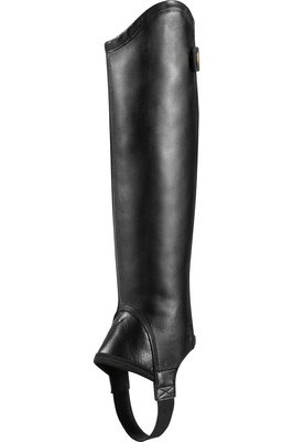 Ariat Concord Chaps Smooth Black