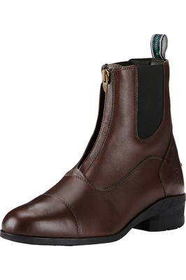Ariat Heritage IV Zip Short Riding Boots Light Brown