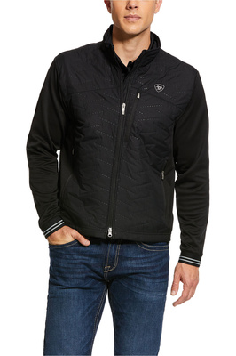 Ariat Mens Hybrid Insulated Water resistant Jacket 10030342 - Black