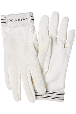 Ariat Tek Grip Glove White