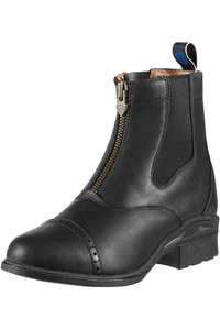 Ariat Womens Devon Pro VX Short Riding Boots Black