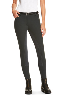 Ariat Womens Heritage Elite Full Seat Breeches Grey