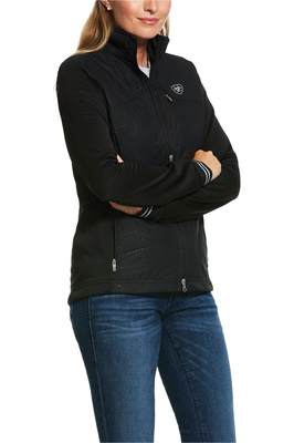 Ariat Womens Hybrid Insulated Water resistant Jacket 10030410 - Black