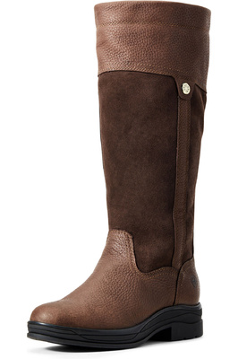 Ariat Womens Windermere II H20 Country Boots Dark Brown