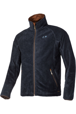 Baleno Mens Watson Waterproof Fleece - Navy Blue