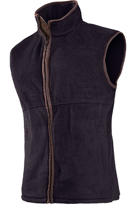 Baleno Womens Sally Fleece Gilet Navy
