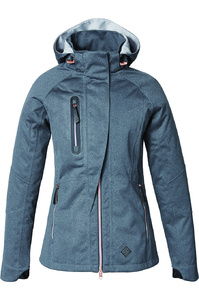 Caldene Womens TEX Leisure Jacket Siena Waterproof Navy