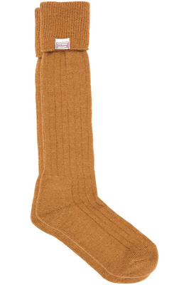 Dubarry Alpaca Wool Socks Mustard