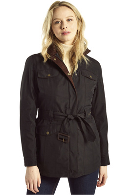 Dubarry Womens Friel Jacket Black