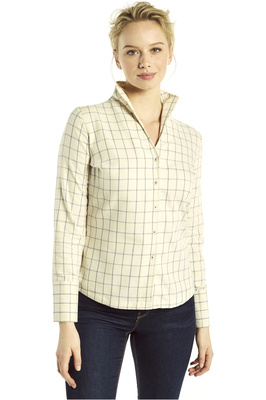 Dubarry Womens Huckleberry Country Shirt Multi-Check