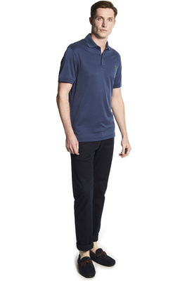 Dubarry Mens Crossmolina Polo Shirt Navy