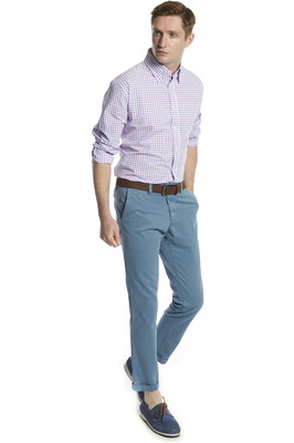 Dubarry Mens Frenchpark Shirt Amethyst
