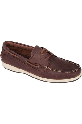 Dubarry Pacific X LT Deck Shoe Tan Brown