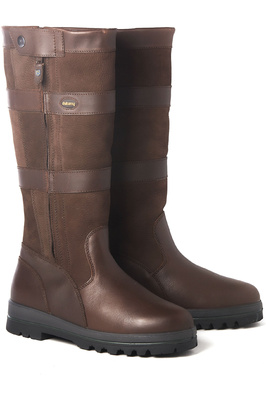 Dubarry Wexford Leather Boots Java