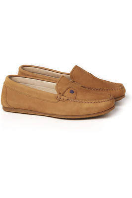 Dubarry Womens Bali Deck Shoe Tan