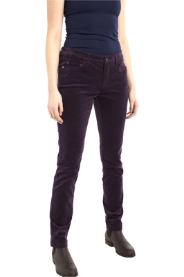 Dubarry Womens Honeysuckle Jeans Plum