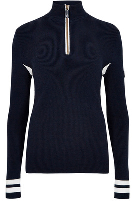 Dubarry Womens Vicarstown Sweater - Navy