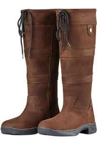 Dublin Womens River Boots III Chocolate