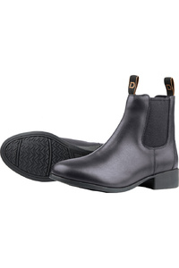 Dublin Childrens Foundation Jodphur Boots Black