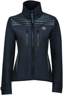 Dublin Womens Zoe Soft Shell Jacket Black