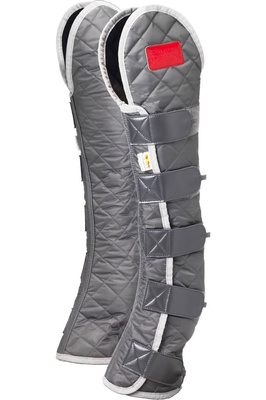Equilibrium Therapy Hind & Hock Magnetic Chaps  - Grey