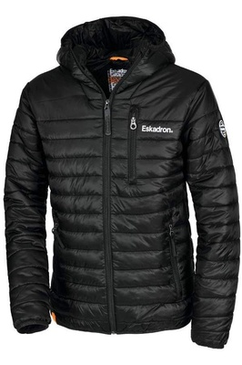 Eskadron Mens Joko Padded Jacket Dark Shadow
