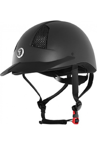 Gatehouse Air Rider MK II Riding Hat Matt Black