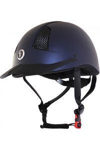 Gatehouse Air Rider MK II Riding Hat Matt Navy