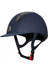 Gatehouse Chelsea Air Flow Pro Suedette Riding Hat Navy