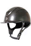 Gatehouse Conquest MK2 Riding Hat Metallic Black